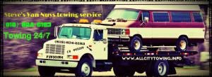Steve's Van Nuys towing service
